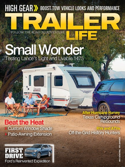Trailer Life Cover - 2/1/2018