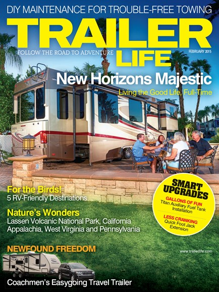 Trailer Life Cover - 2/1/2015