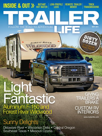 Trailer Life Cover - 5/1/2015