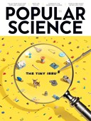 Popular Science   9/2018 Cover