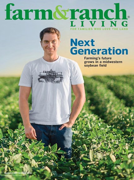 Farm & Ranch Living Cover - 8/1/2018
