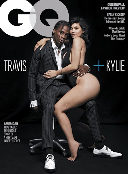 Gentlemen's Quarterly - GQ Cover - 8/1/2018