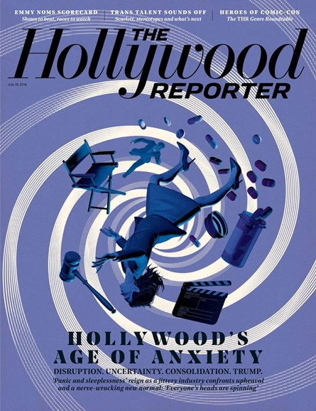 The Hollywood Reporter Cover - 7/18/2018