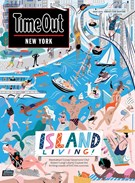 Time Out New York Magazine 7/25/2018