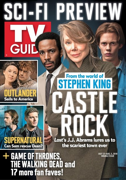 TV Guide Cover - 7/23/2018