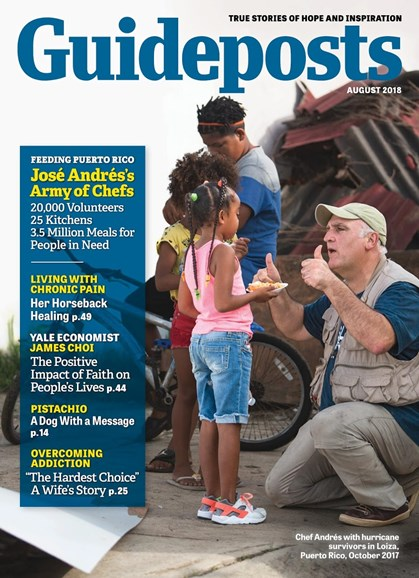 Guideposts Cover - 8/1/2018