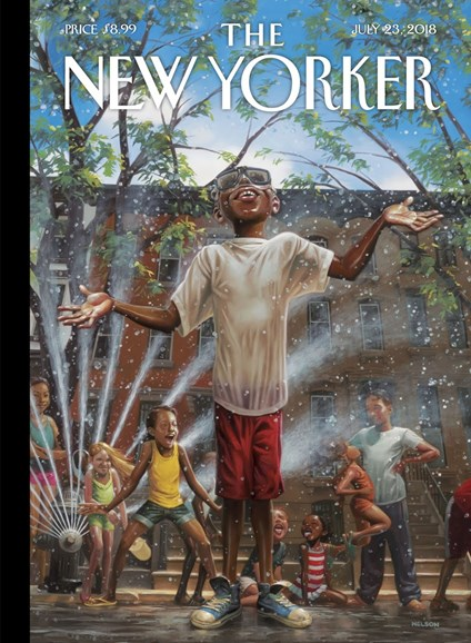 The New Yorker Cover - 7/23/2018