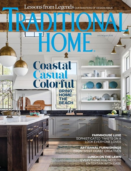 Traditional Home Cover - 7/1/2018