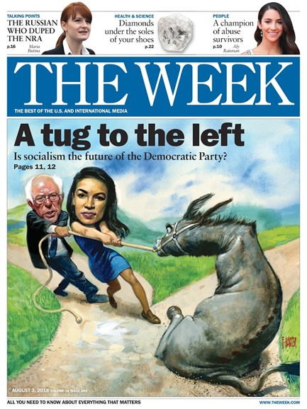 The Week Cover - 8/3/2018