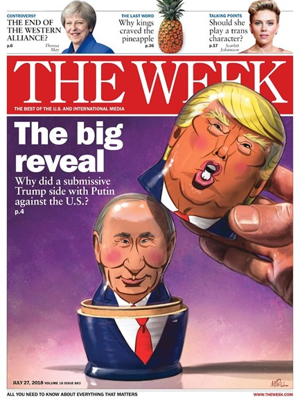 The Week Cover - 7/27/2018