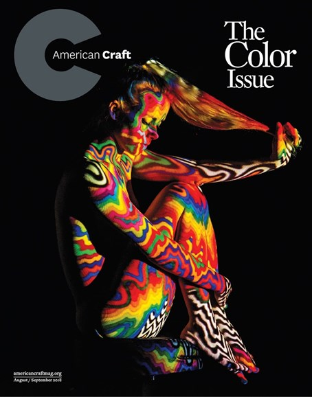 American Craft Cover - 8/1/2018