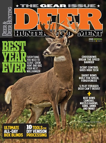 Deer & Deer Hunting Cover - 7/1/2018