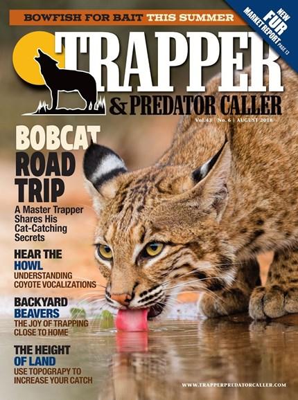 Trapper & Predator Caller Cover - 8/1/2018