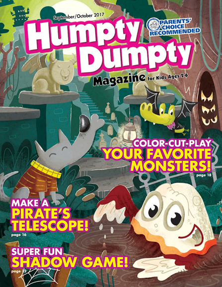 Humpty Dumpty Cover - 9/1/2017