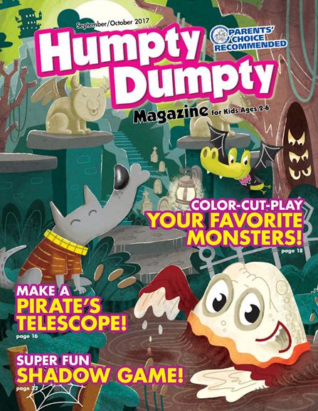 Humpty Dumpty Cover - 9/1/2017