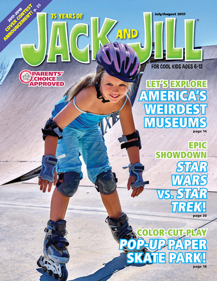 Jack And Jill Cover - 7/1/2017