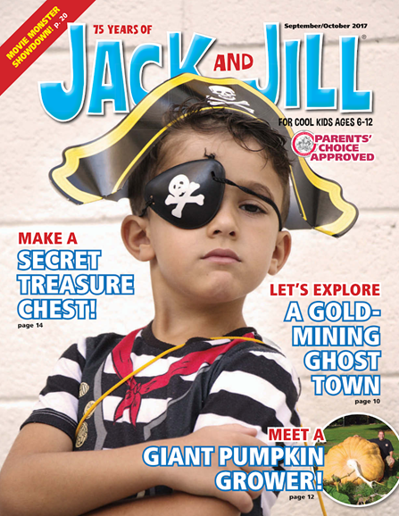 Jack And Jill Cover - 9/1/2017
