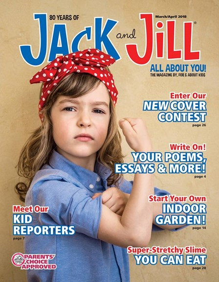 Jack And Jill Cover - 3/1/2018