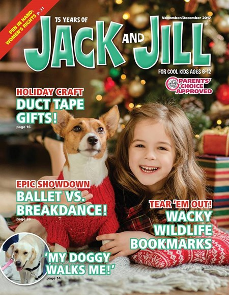 Jack And Jill Cover - 11/1/2017