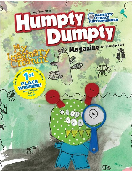 Humpty Dumpty Cover - 5/1/2018