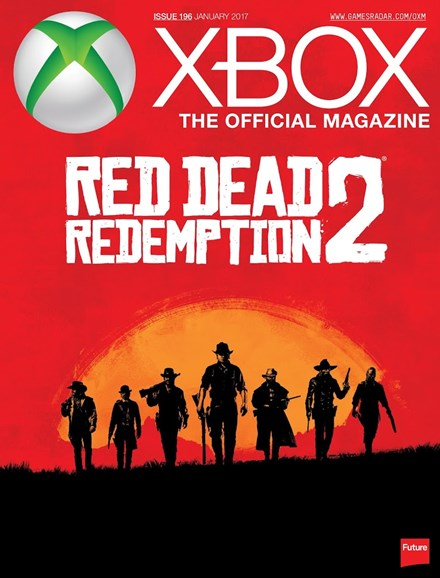 Official Xbox Magazine Cover - 1/1/2017