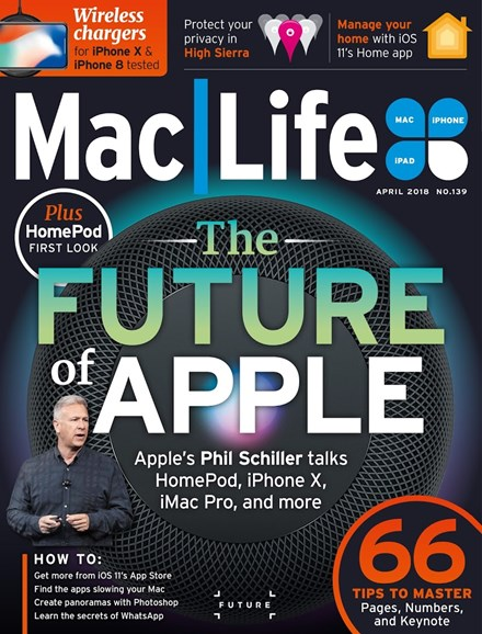 Mac | Life Cover - 4/1/2018