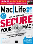 Mac Life (non-disc Version) 8/1/2018