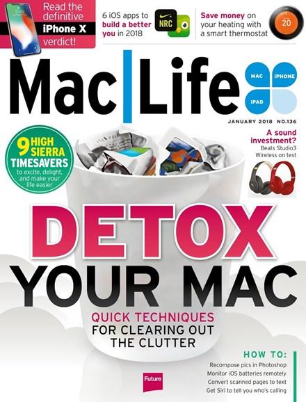Mac | Life Cover - 1/1/2018