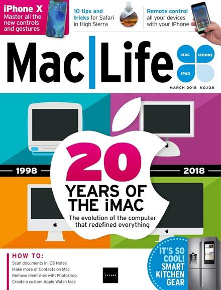 Mac | Life Cover - 3/1/2018