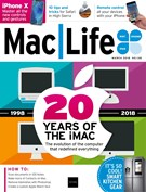Mac Life (non-disc Version) 3/1/2018