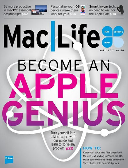 Mac | Life Cover - 4/1/2017