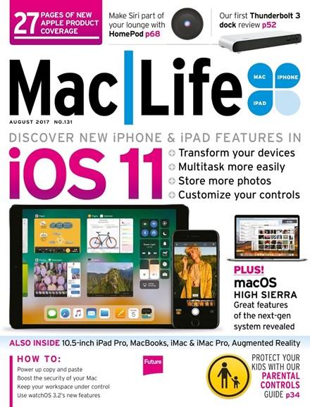 Mac | Life Cover - 8/1/2017