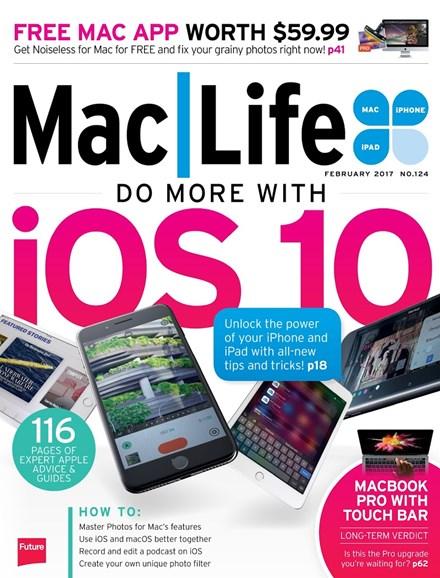 Mac | Life Cover - 2/1/2017