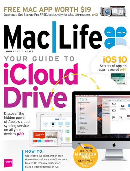 Mac | Life Cover - 1/1/2017