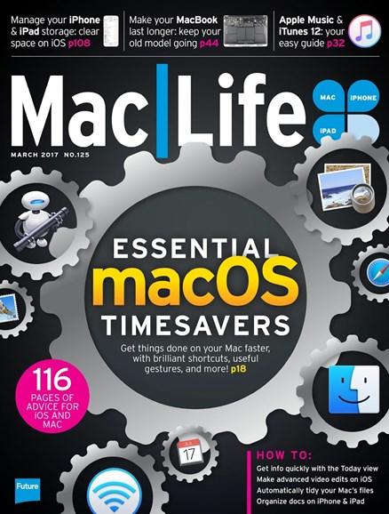 Mac | Life Cover - 3/1/2017