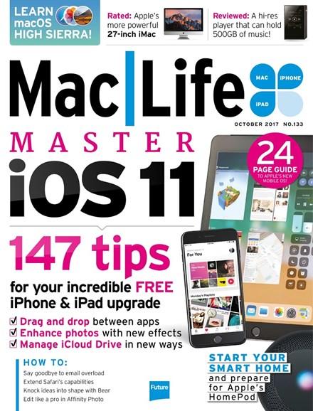 Mac | Life Cover - 10/1/2017