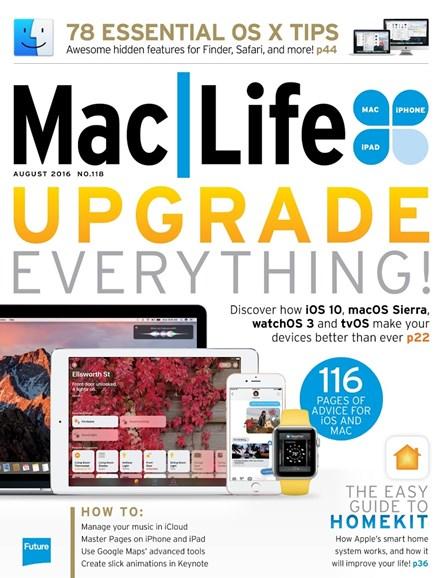 Mac | Life Cover - 8/1/2016