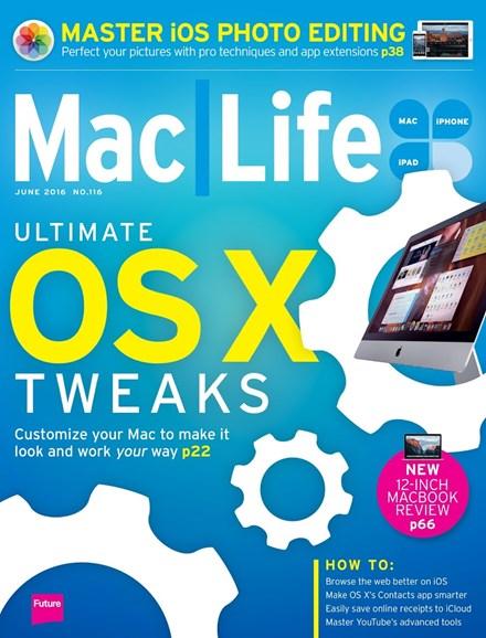 Mac | Life Cover - 6/1/2016