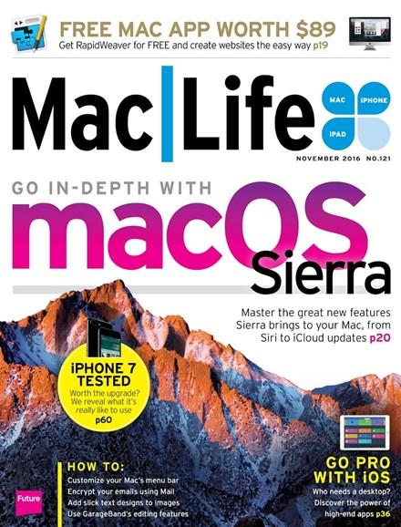 Mac | Life Cover - 11/1/2016