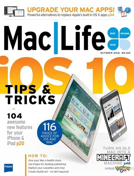 Mac | Life Cover - 10/1/2016