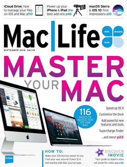 Mac | Life Cover - 9/1/2016