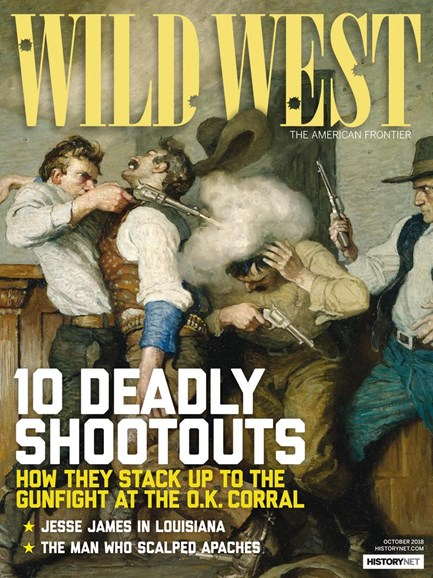 Wild West Cover - 10/1/2018
