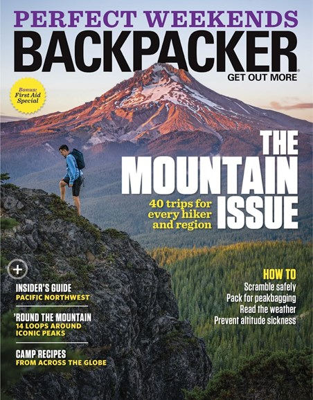 Backpacker Cover - 9/1/2018