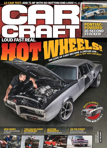 Car Craft Cover - 10/1/2018