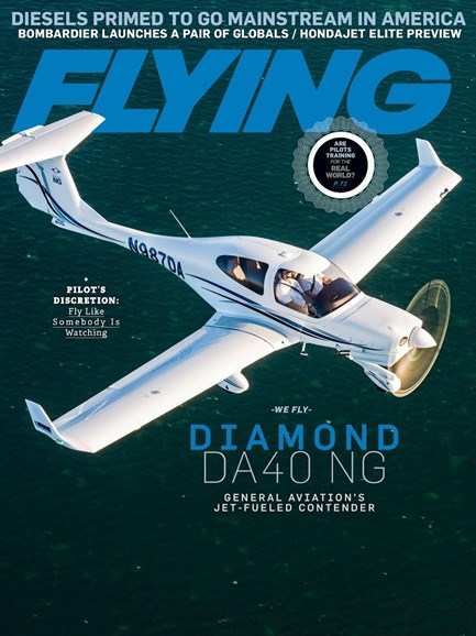 Flying Cover - 8/1/2018