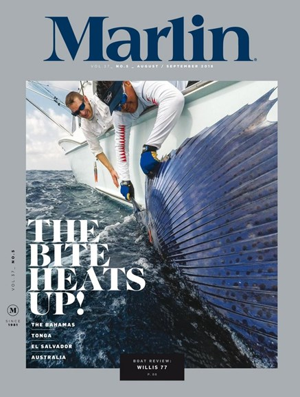 Marlin Cover - 8/1/2018