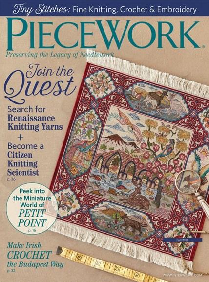 Piecework Cover - 9/1/2018