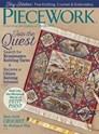 Piecework Magazine | 9/2018 Cover