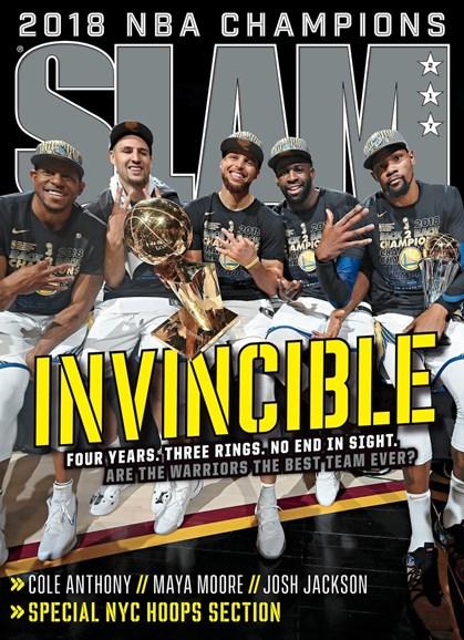 Slam Cover - 9/1/2018