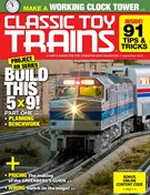 Classic Toy Trains Magazine 9/1/2018